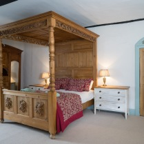 Four Poster Bedroom - first floor